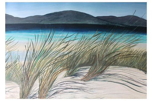 Luskentyre Giclee Print - Marigold Williams