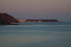 EASTERN END OF LAGANAS BAY