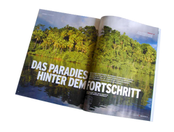 Universum Magazin, April 2011