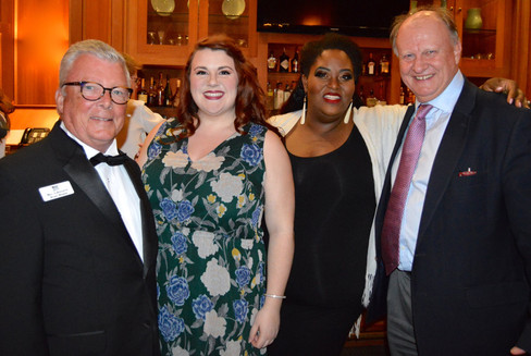 Vero Beach Opera Competition Winners Receptiom