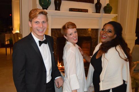 Vero Beach Opera Competition Winners Reception