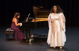 Young Patroness of the Opera (Florida Grand Opera Competition)