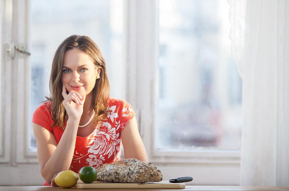 אילנה ניקיפורובה, דיאטנית פרטית