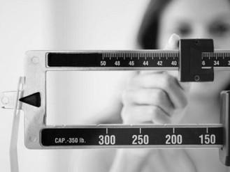 הפחד מעליה במשקל