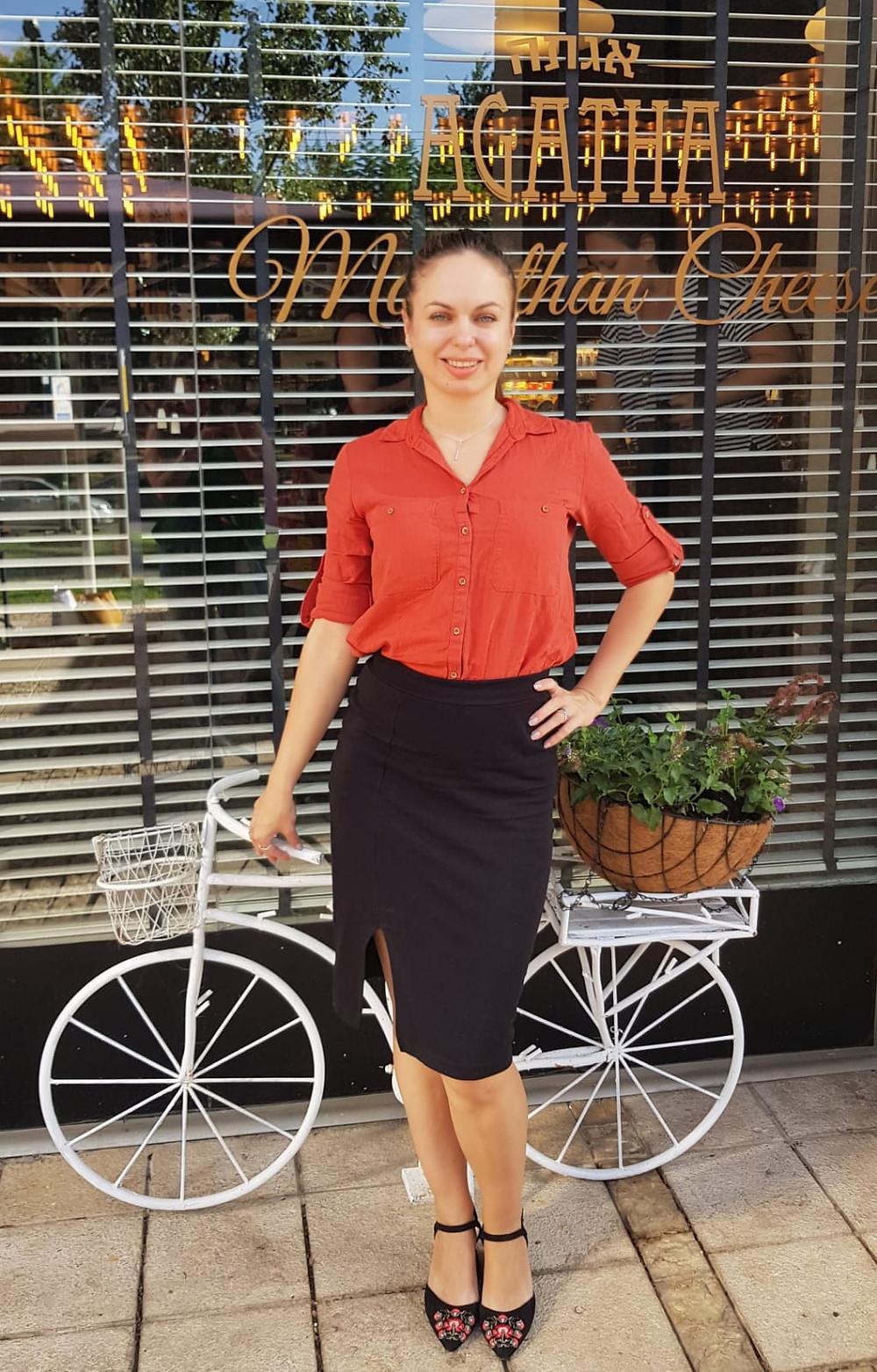 דיאטנית קלינית, אילנה ניקיפורובה