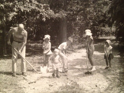 David Sturrock & Grandchildren