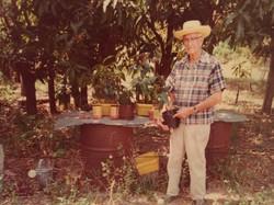 David Sturrock in Experimental Grove