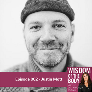 002. Justin Mott on Personal Projects, Creativity, and Healing Without Drugs or Surgery