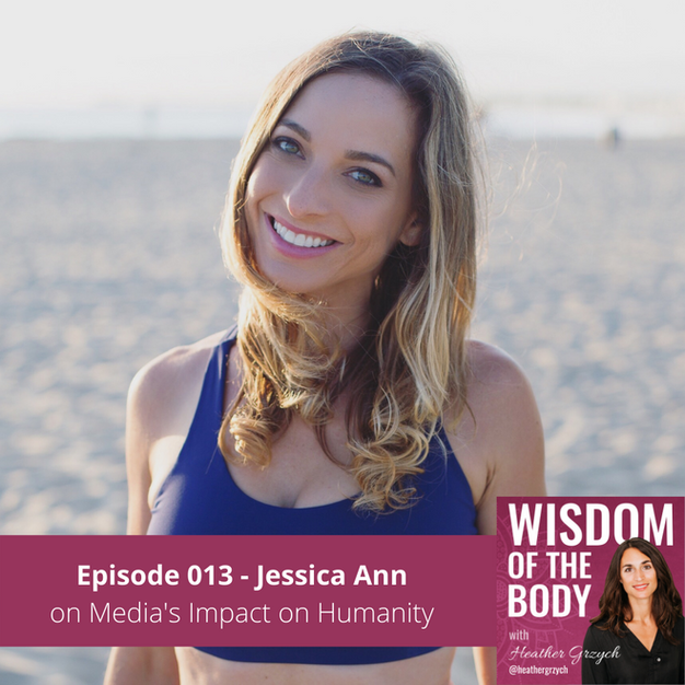 013. Jessica Ann on Media's Impact on Humanity