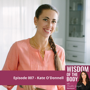 007. Kate O'Donnell on Everyday Ayurveda, Yoga, and Traveling to India