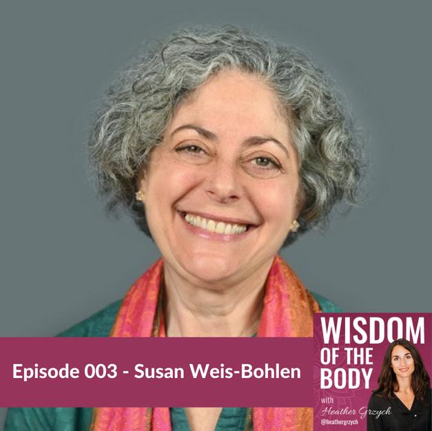 003. Susan Weis-Bohlen on Ayurveda for Beginners, Seasonal Living, and Understanding Cravings
