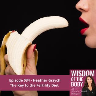 034. Heather Grzych on the Key to the Fertility Diet