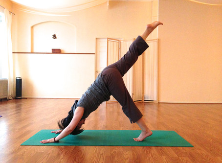 Benefits of private yoga