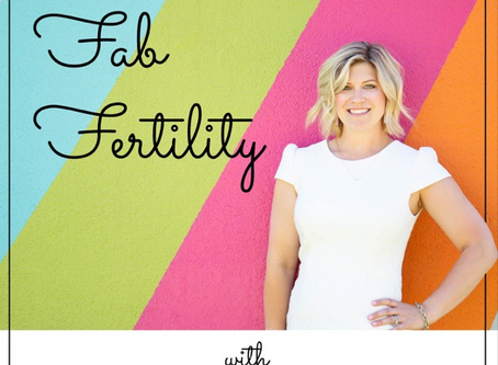 LISTEN: How to live from the Inside on Fab Fertility Podcast
