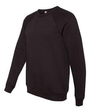 BELLA + CANVAS Unisex Sponge Fleece Raglan Sweatshirt