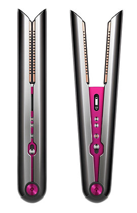 Dyson Corrale Black Nickel/Fuchsia Hair Straightener