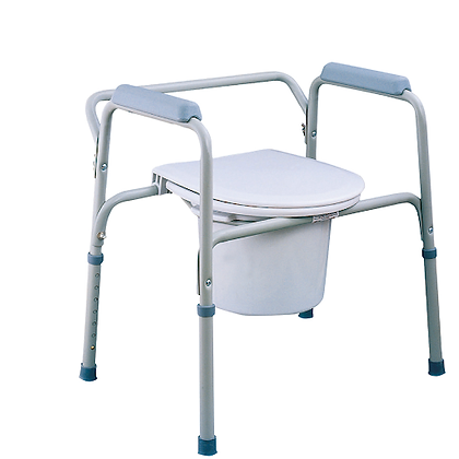 BodyMed 3-in-1 Steel Commode