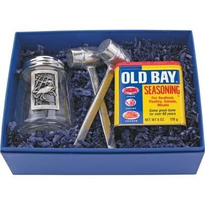 Four-Piece Old Bay Gift Set