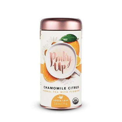 Chamomile Citrus Loose Leaf Tea by Pinky Up
