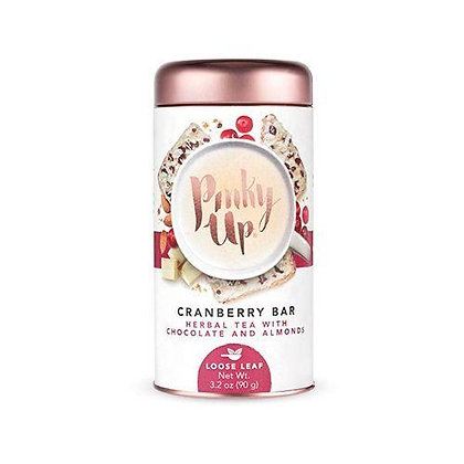 Cranberry Bar Loose Leaf Tea by Pinky Up