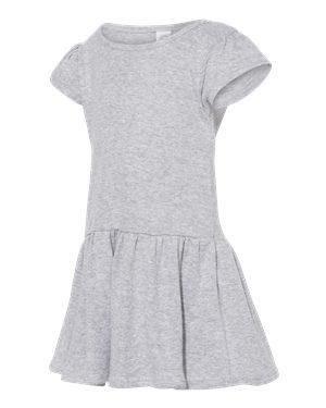 Rabbit Skins Infant Baby Rib Dress