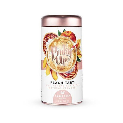 Peach Tart Loose Leaf Tea by Pinky Up