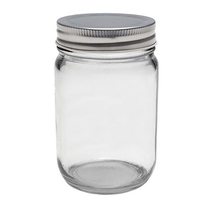 Canning Mason Jars 12 oz.