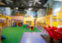 Little Hands Learning Center Play Area