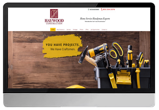 Haywood Construction Handyman Services