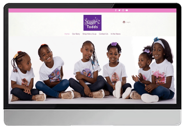 Sass-e-Todds Online Childrens Clothing