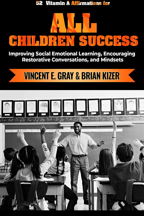 52 Vitamin A Affirmations: All Children Success