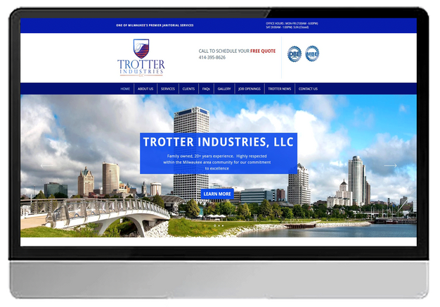 Trotter Industries LLC Janitorial Service