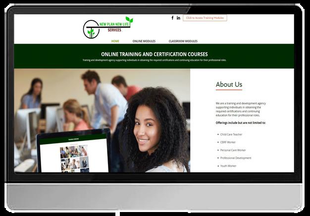 New Plan-New Life Online Training
