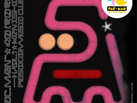 パックマン40周年記念コンピレーション・アルバムに新曲