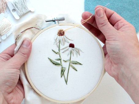 3 Tips to Keeping Your Embroidery Wrinkle Free