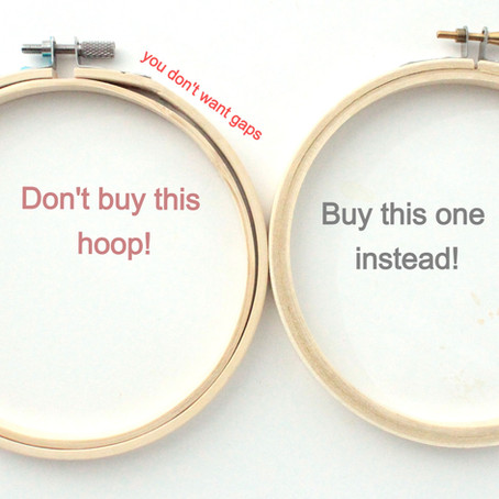7 Things I Wish I Knew When I Started Embroidering