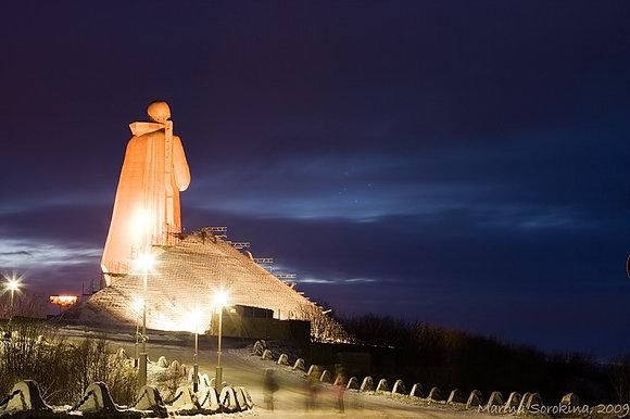 Murmansk City Tour