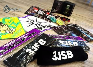 「三代目JSB」LIVE♪