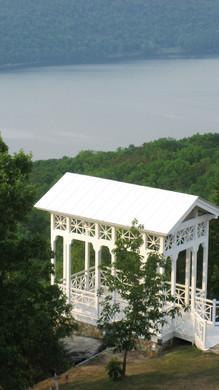 Gorham's Bluff Pavillion