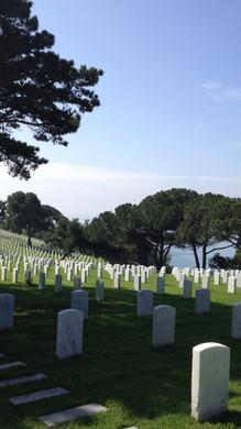 Ft. Rosecrans National Cemetery