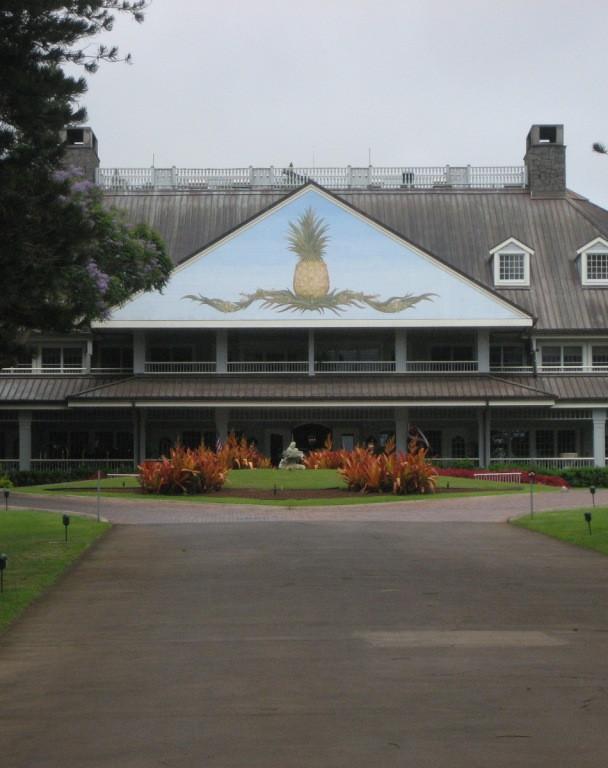 Koele Lodge