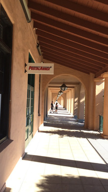 Liberty Station Colonnade