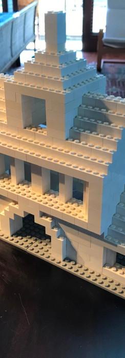 Public Building Perspective