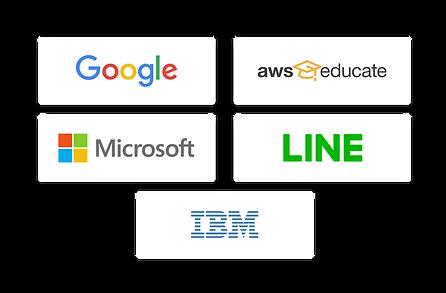 Logo Google AWS Microsoft LINE _ IBM.png