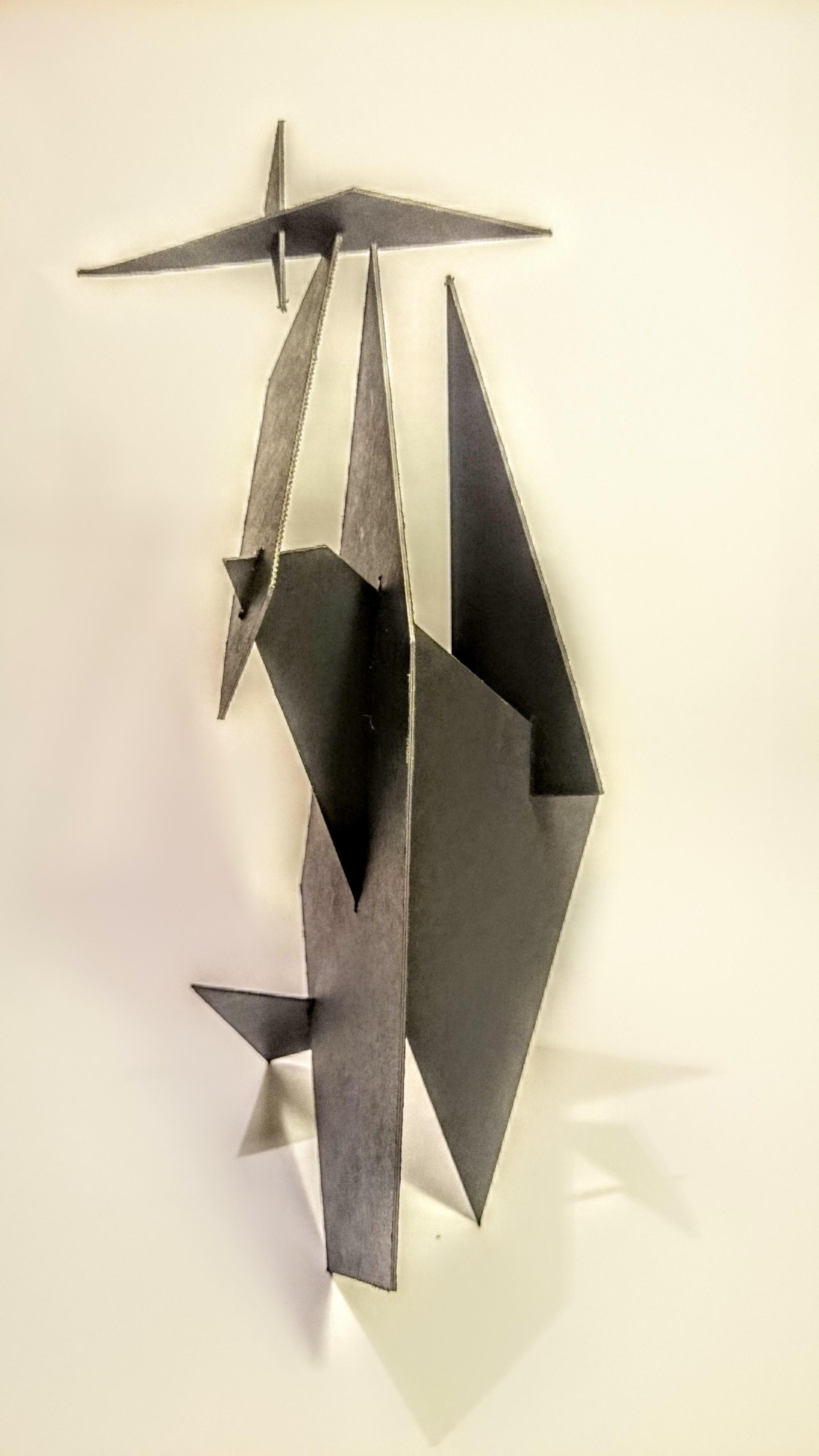 hardboard maquette