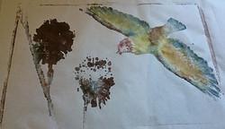 chinese woodblock print