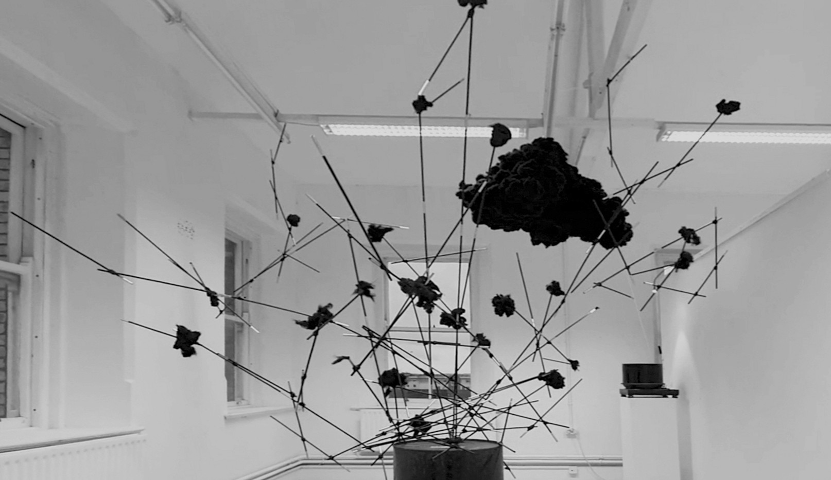 pre-miasma, installation made for First View