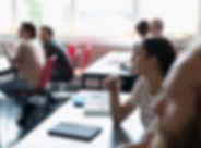 นักศึกษาในห้องเรียน