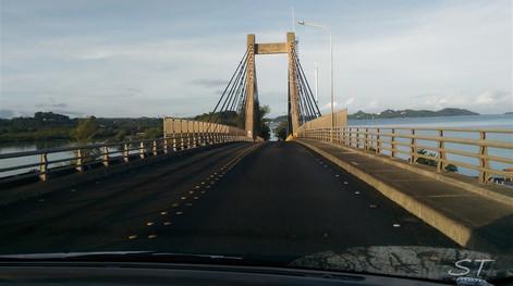 KB Bridge, Airai and Koror, Palau