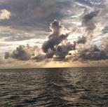 Ocean in Palau